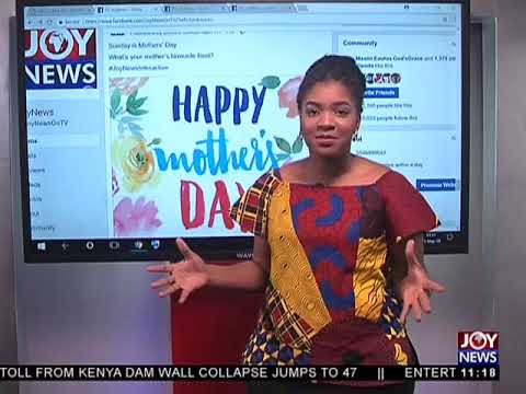 Mother's Day - Joy News Interactive (11-5-18)