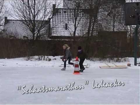 schaatsbaan Den Dries 2010