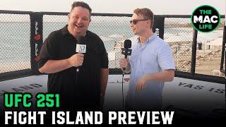 UFC 251 Fight Island: Kamaru Usman vs. Jorge Masvidal Preview