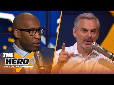 Don't underestimate Justin Fields, NFL draft, Mac Jones & 49ers — Bucky Brooks | NFL | THE HERD