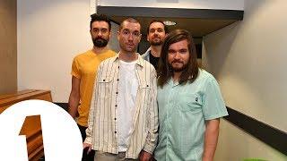 Bastille   Joy At BBC Maida Vale Studios For Radio 1