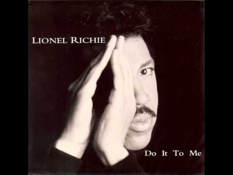 Lionel Richie - Do it to me (Instrumental)