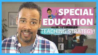 Special Education (Teaching Strategy)