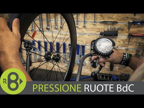 Come calcolare la pressione delle gomme per bici da corsa? | Record Bike