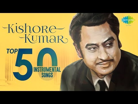 Download Top 50 songs of Kishore Kumar | Instrumental HD Songs | One Stop Jukebox HD Mp4 3GP Video and MP3