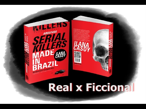 Made in Brazil - Ilana Casoy | Darkside Books | Real x Ficcional