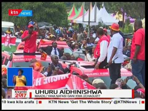 Rais Uhuru na Naibu wake waandaa msafara wa kukutana na wananchi Nairobi
