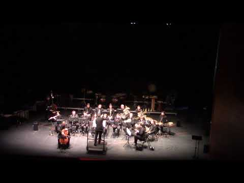 Concert Cello i Orquestra de Vents, Friedrich Gulda - Unió Musical de Catarroja - Christos Grimpas