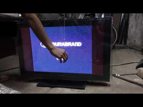Protector de pantalla para TV