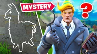 Becoming a Fortnite Detective! (Murder Mystery)