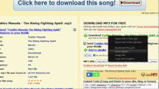 How To Download Songs For   From Bee .com Im1music.net &  Raid.com