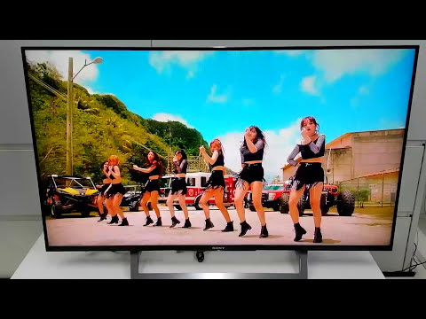 Review Sony WD750 Nuevo modelo Television Smart TV 2016