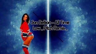 UncopyrightedBeat Jon Bellion  All Time Low  Pitch Remix