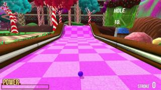 [Golf With Your Friends] UPDATED Candyland Tutorial! (-26; 13 Holes In One!!)