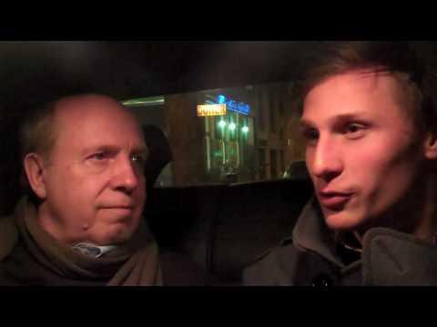 26. Spieltag 09_10: Calmund mit Benni Höwedes (Flip)