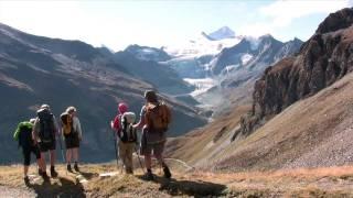 NKBV-huttentocht: Haute Route de Valais