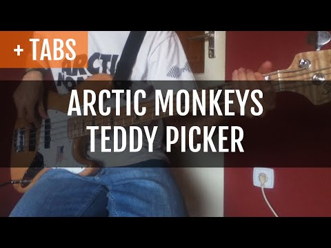 Arctic Monkeys - Teddy Picker (Bass Cover With TABS!) Mp3
