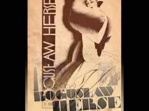 Polish Tango: Tadeusz Faliszewski - Ty nie jesteś winna, 1933