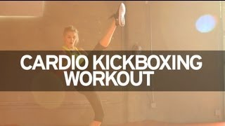 Cardio Kickboxing Workout by XHIT Daily
