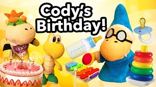 SML Movie: Cody's Birthday [REUPLOADED]