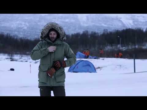 Fjällräven BARENTS PARKA W Winterjacke