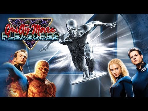 Fantastic Four: Rise of the Silver Surfer (2007)... is a