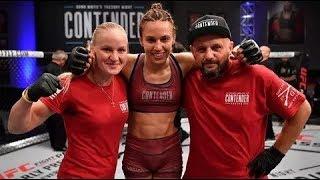 Антонина Шевченко теперь в UFC
