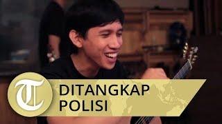 Video Detik-detik Ananda Badudu Eks Vokalis Banda Neira Ditangkap Polisi