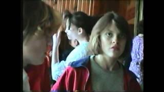Танцы в сельском клубе 1994год-Зверинка.