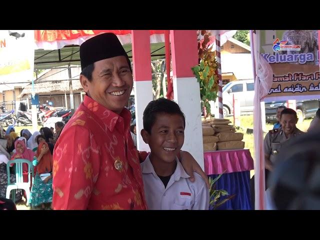 Halal Bihalal di Kecamatan Batui