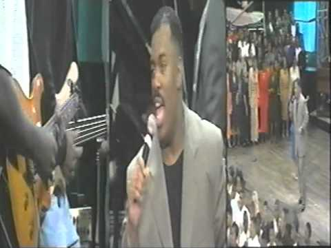 "John P. Kee and VIP Mass Choir-""It's Time to Praise the Lord"""