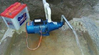 Install 12v Solar Water Pump | Water Solar Pump