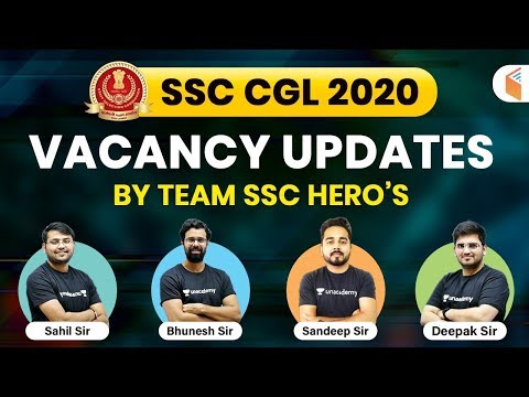 """SSC Exams 2020-21 
