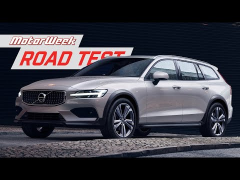 External Review Video JToKUn-6-PI for Volvo V60 (2nd Gen) Cross Country Wagon