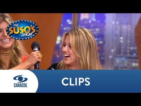 Karen Martinez, Laura Tobon y Catalina Uribe se le midieron al karaoke de Suso | Caracol TV