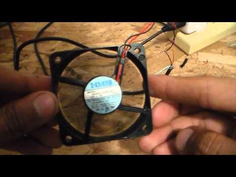 Como Connectar Un Ventilador De Computadora Con USB