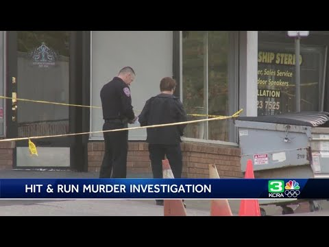 Police search for deadly Auburn hit-and-run suspect