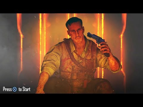 CALL OF DUTY: BLACK OPS 4 ZOMBIES MENU (Cool Concept Design)