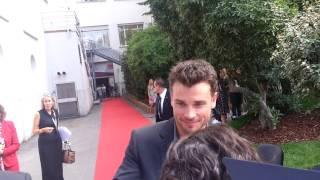 Tom attending Fans (01.09.13) #4