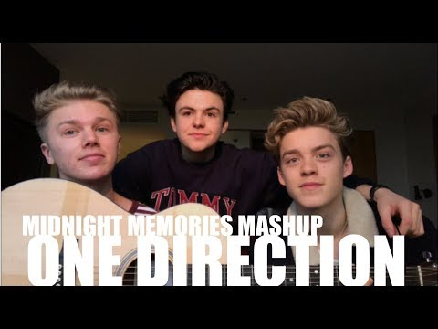 One Direction Midnight Memories (Mashup by New Hope Club)