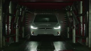 YouTube Video JTu7_A0zeHs for Product Tesla Model X Electric SUV by Company Tesla in Industry Cars