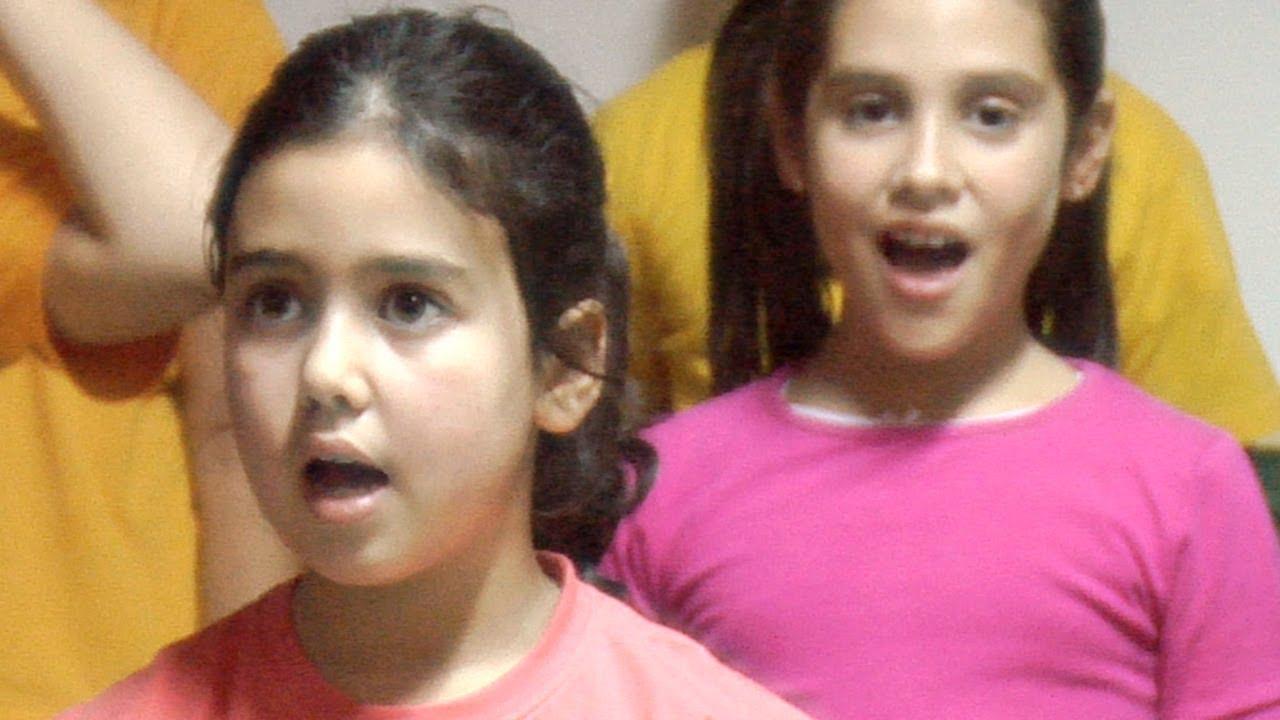 Cantemos a María - Villancico de coro infantil