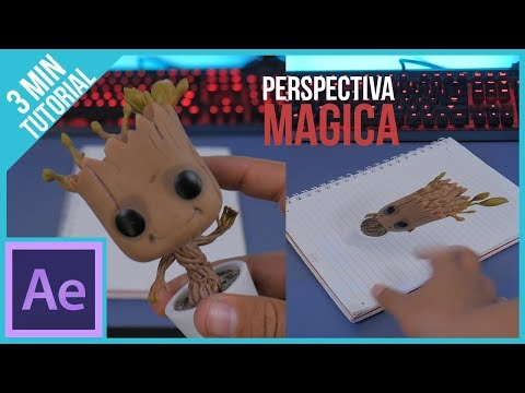 Perspectiva  Magica  en After Effects || Tutorial