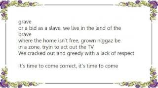 Brand Nubian - Love vs. Hate Lyrics