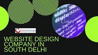Website Design Company in South Delhi