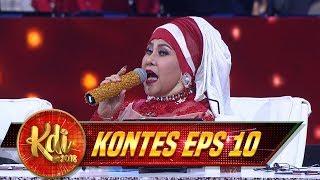 Masih Pembukaan Udah Maen Samber Lagu Aja Nih - Kontes KDI Eps 10 (17/8)
