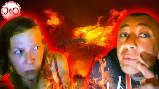 CYBORGI: Spaliło SIĘ, bo miało SIĘ spalić. Gdyby SIĘ nie spaliło samo, to spaliłoby SIĘ inaczej.
