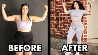 I Went On A 3-Month Fitness Journey