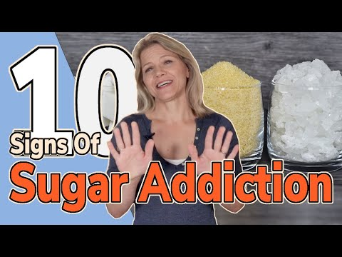 10 Signs of Sugar Addiction (How Many Do You Have)