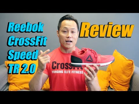 Reebok Speed TR 2.0 Review